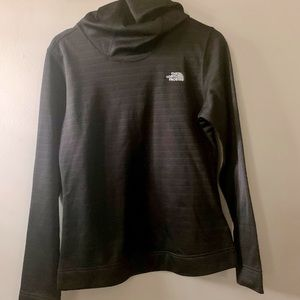 NWT North Face sweatshirt/hoodie - size small